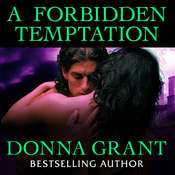 A Forbidden Temptation Audiobook, by Donna Grant