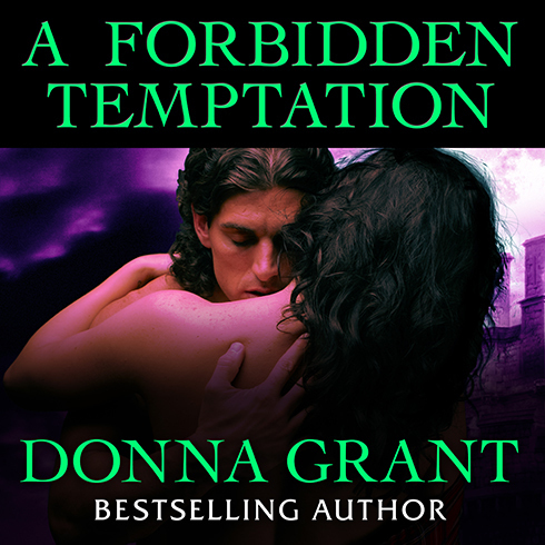 Printable A Forbidden Temptation Audiobook Cover Art