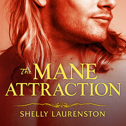 Printable The Mane Attraction Audiobook Cover Art