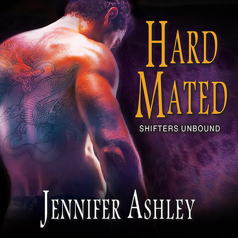 Printable Hard Mated Audiobook Cover Art