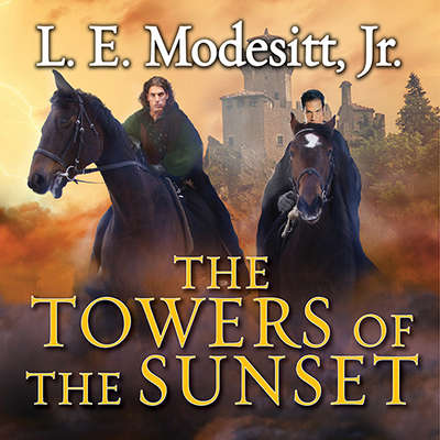 The Towers of the Sunset Audiobook, by