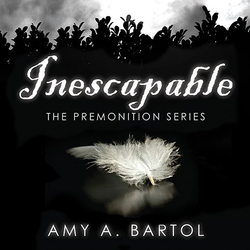 Printable Inescapable Audiobook Cover Art