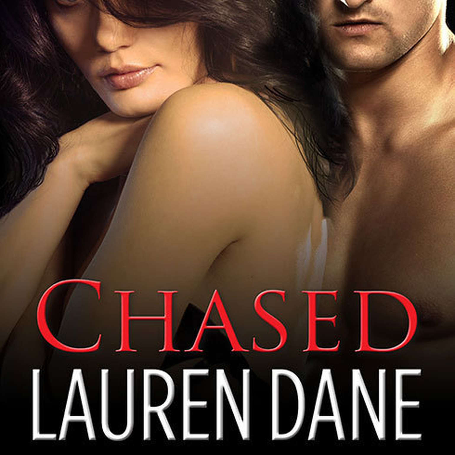 Printable Chased Audiobook Cover Art