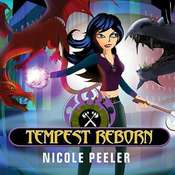Tempest Reborn Audiobook, by Nicole Peeler