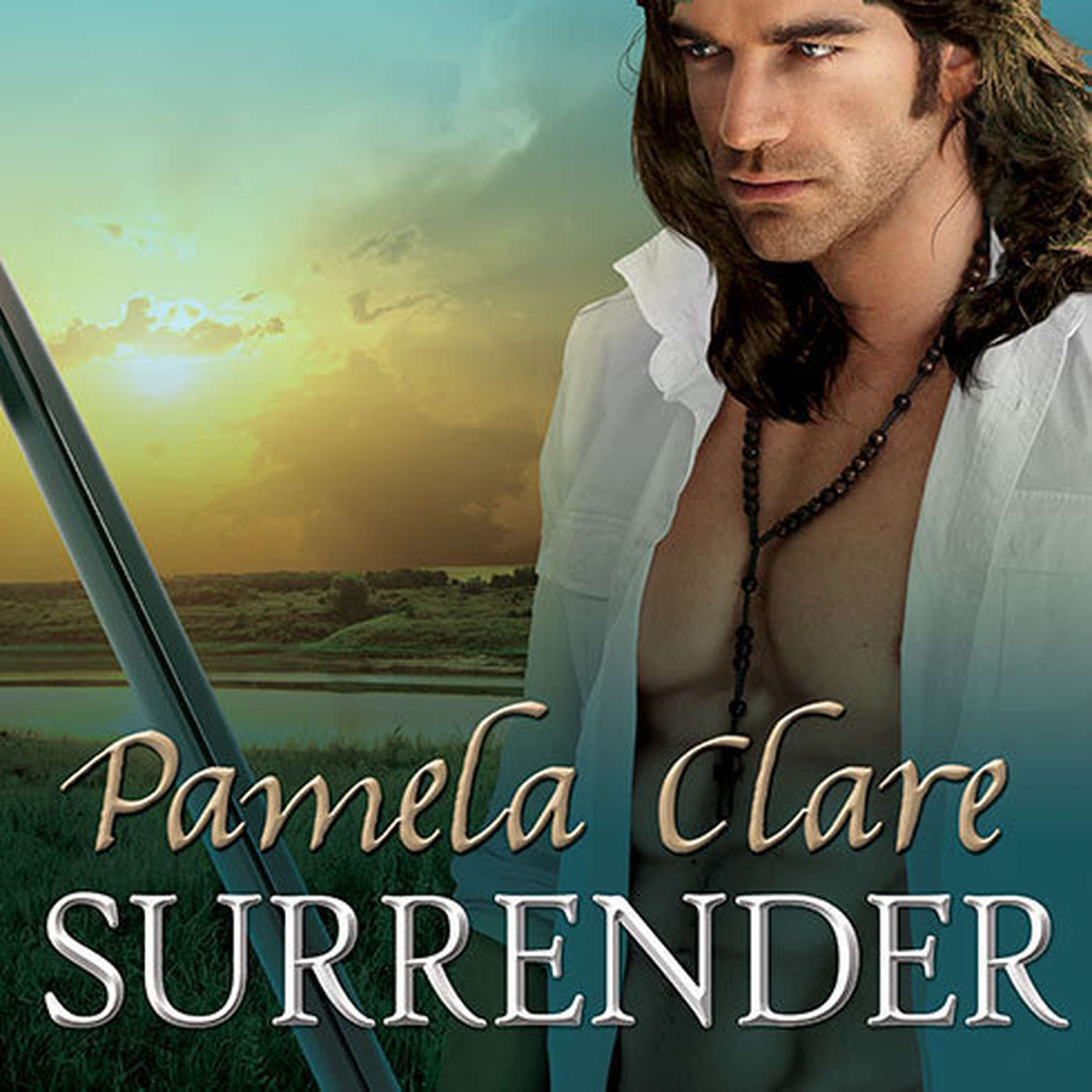 Printable Surrender Audiobook Cover Art