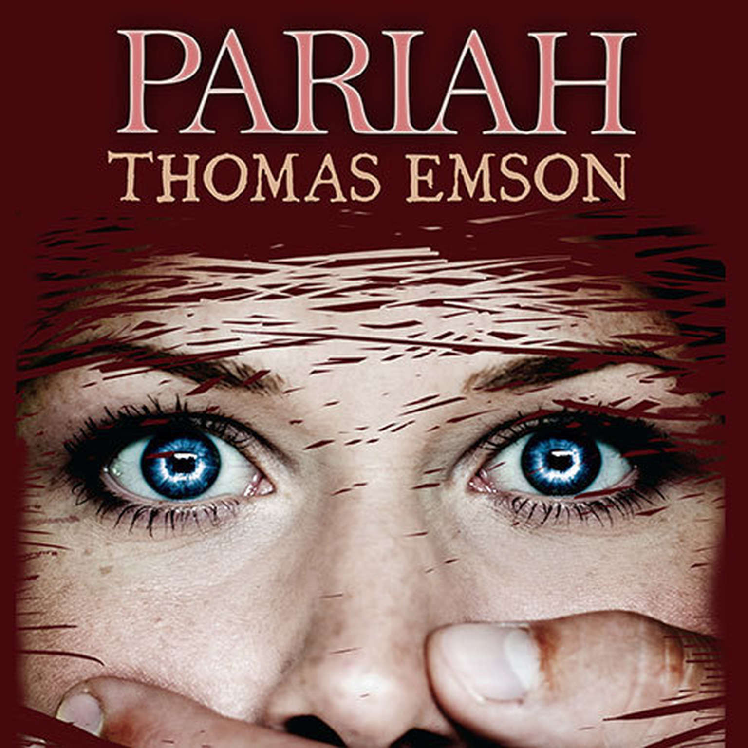 Printable Pariah Audiobook Cover Art