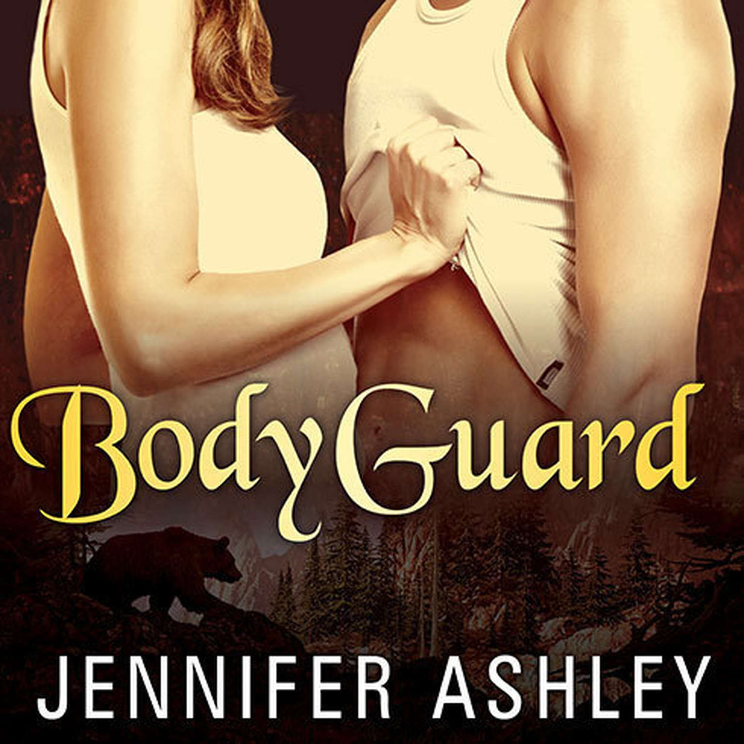 Printable Bodyguard Audiobook Cover Art