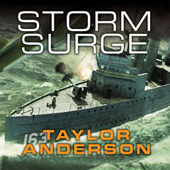 Storm Surge Audiobook, by Taylor Anderson