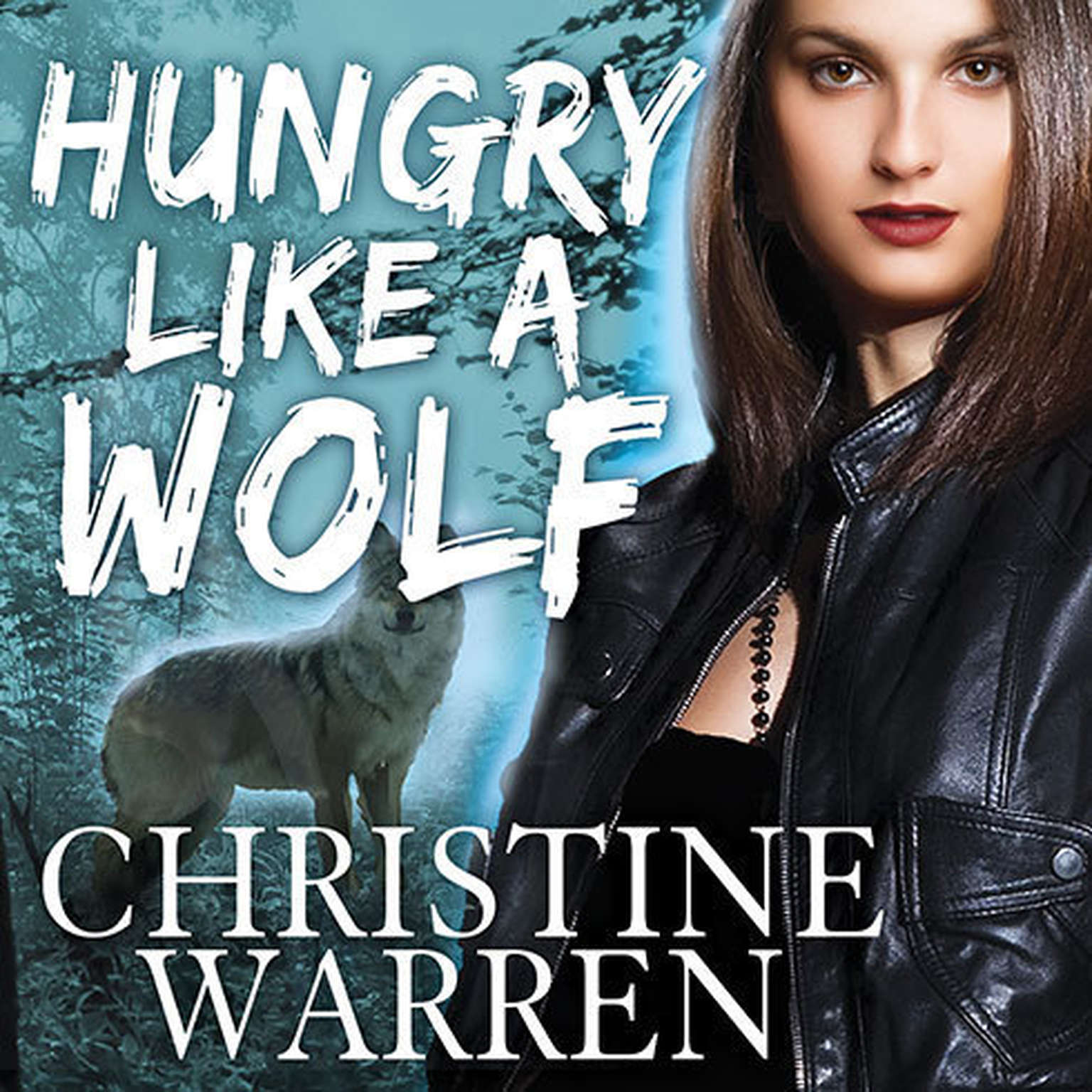 Printable Hungry like a Wolf Audiobook Cover Art