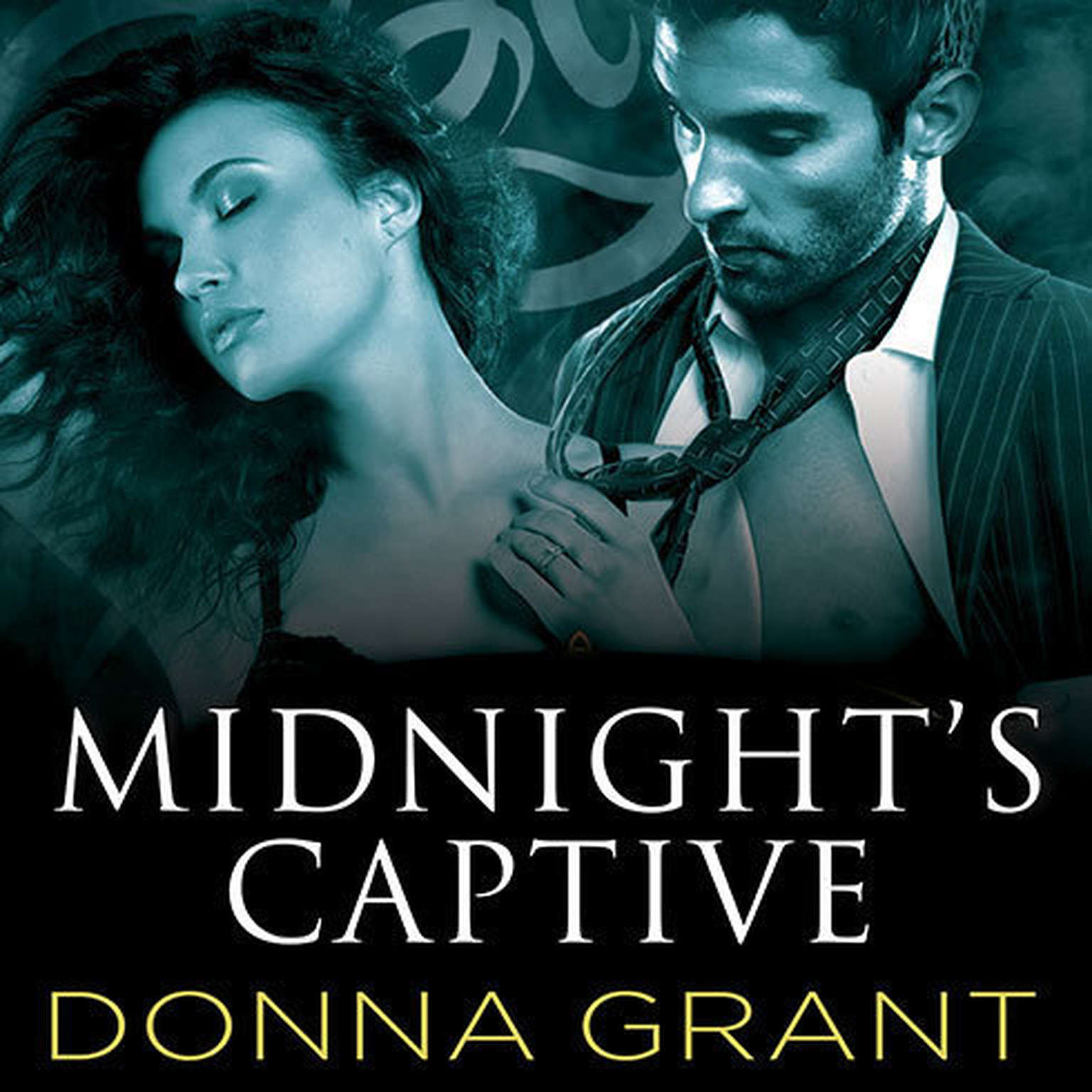 Printable Midnight's Captive Audiobook Cover Art