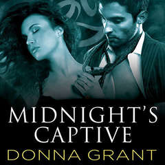 Midnights Captive Audiobook, by Donna Grant