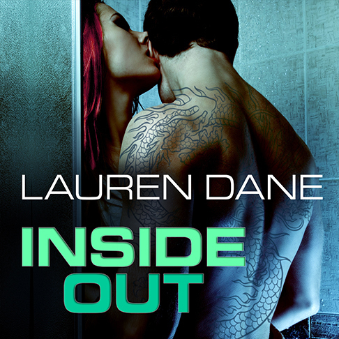 Printable Inside Out Audiobook Cover Art