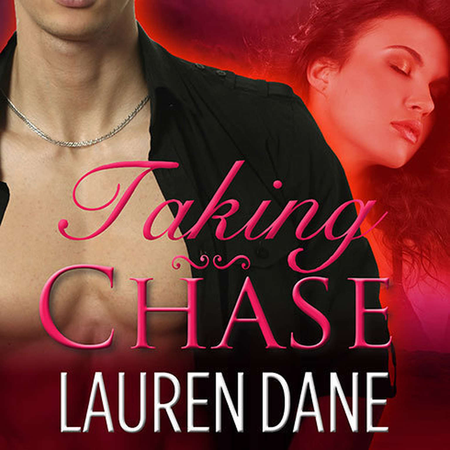 Printable Taking Chase Audiobook Cover Art