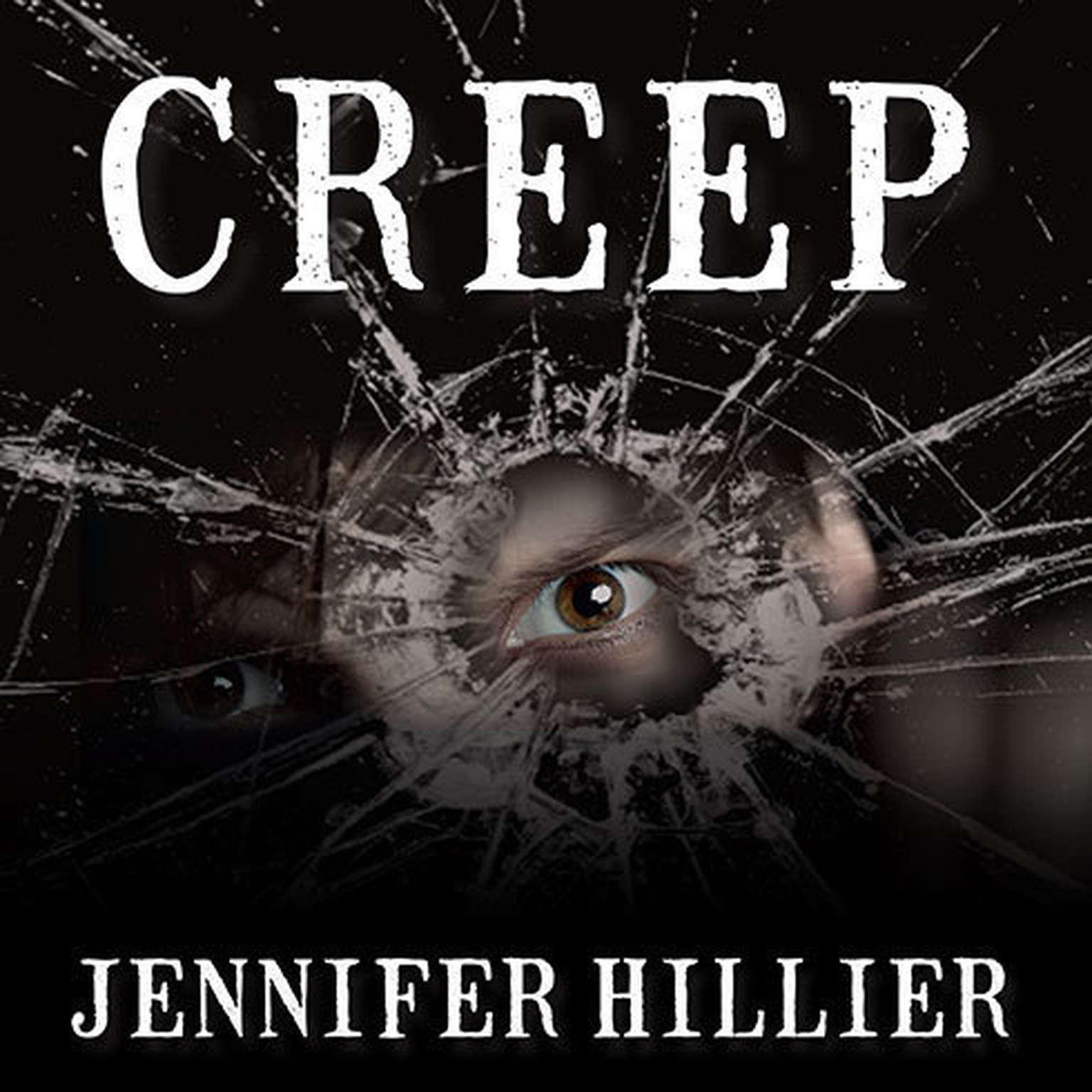 Printable Creep Audiobook Cover Art