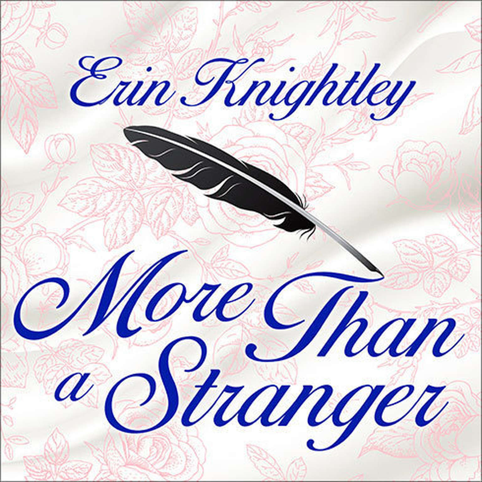 Printable More Than a Stranger Audiobook Cover Art