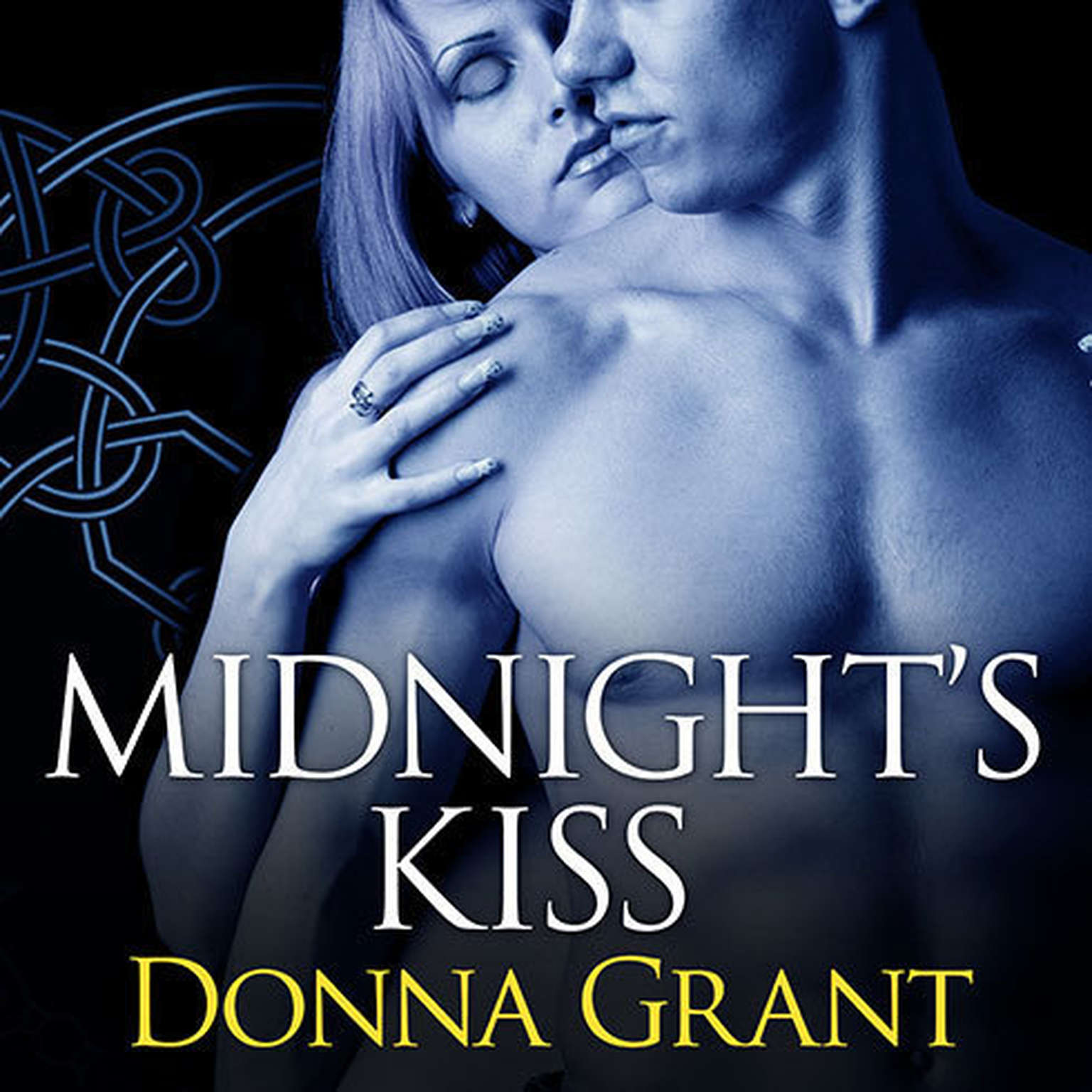 Printable Midnight's Kiss Audiobook Cover Art