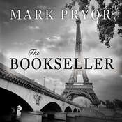 The Bookseller: The First Hugo Marston Novel Audiobook, by Mark Pryor