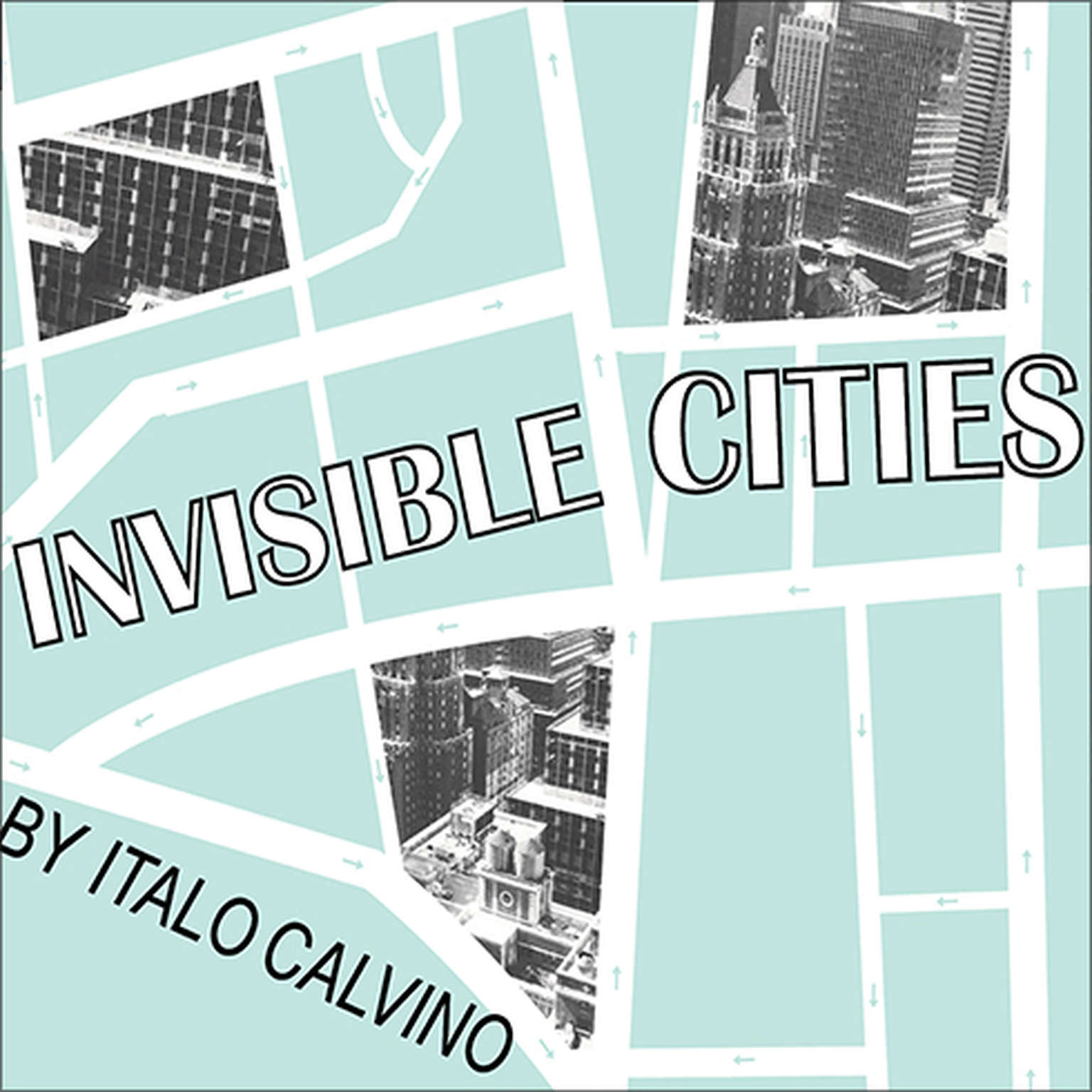 Printable Invisible Cities Audiobook Cover Art