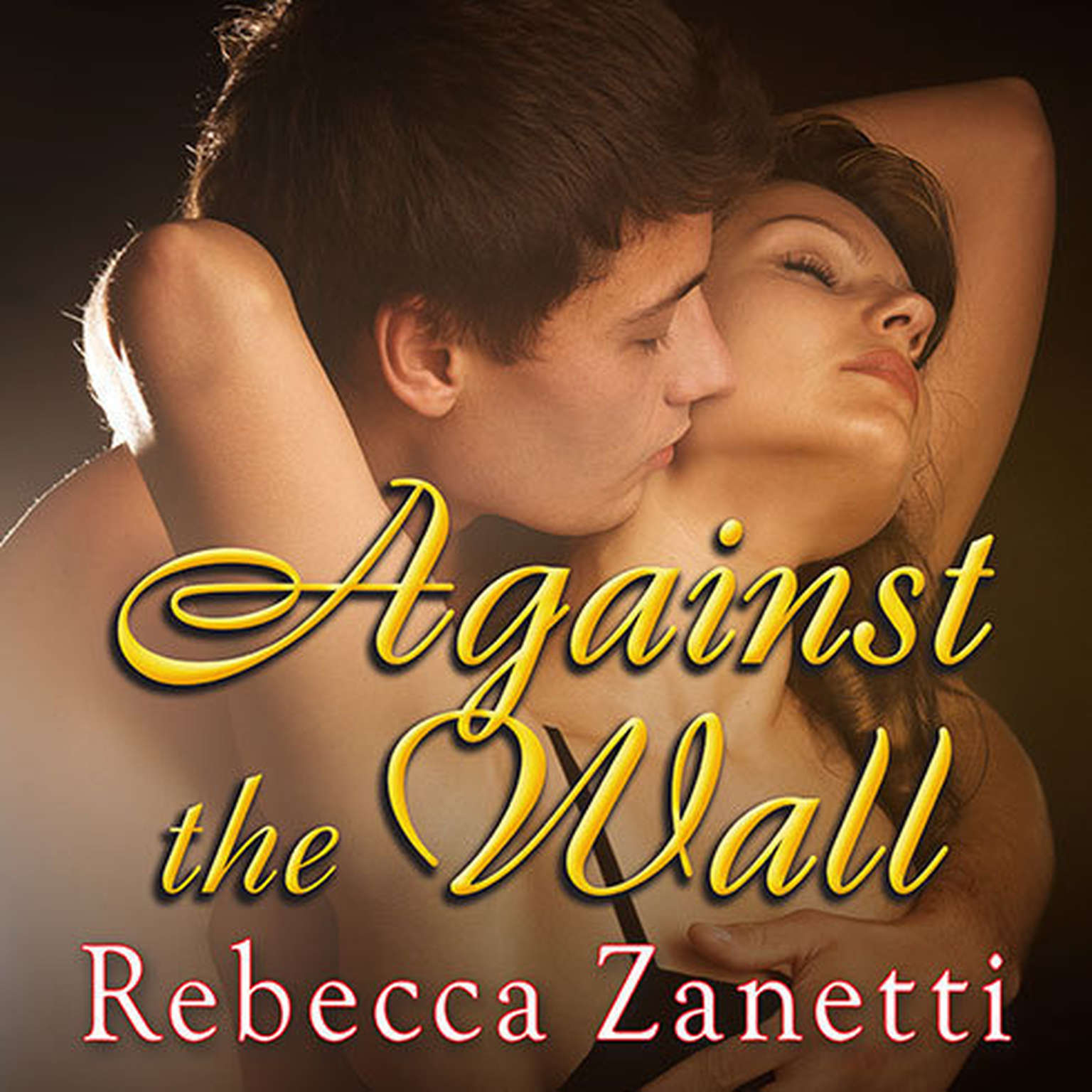 Printable Against the Wall Audiobook Cover Art