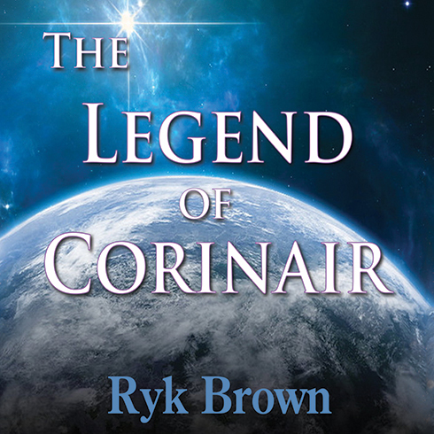 Printable The Legend of Corinair Audiobook Cover Art