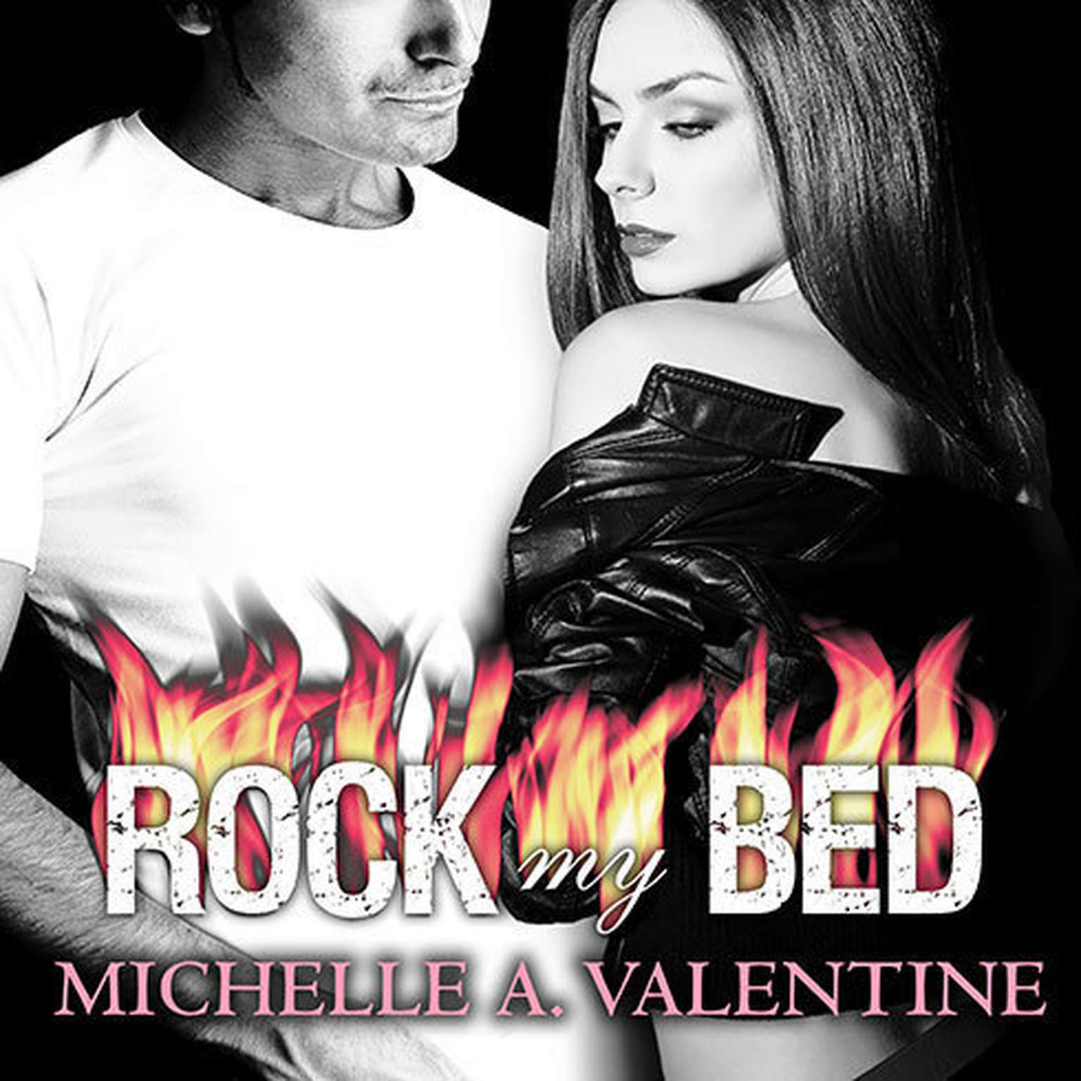 Printable Rock My Bed Audiobook Cover Art