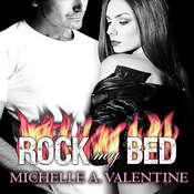 Rock My Bed Audiobook, by Michelle A. Valentine