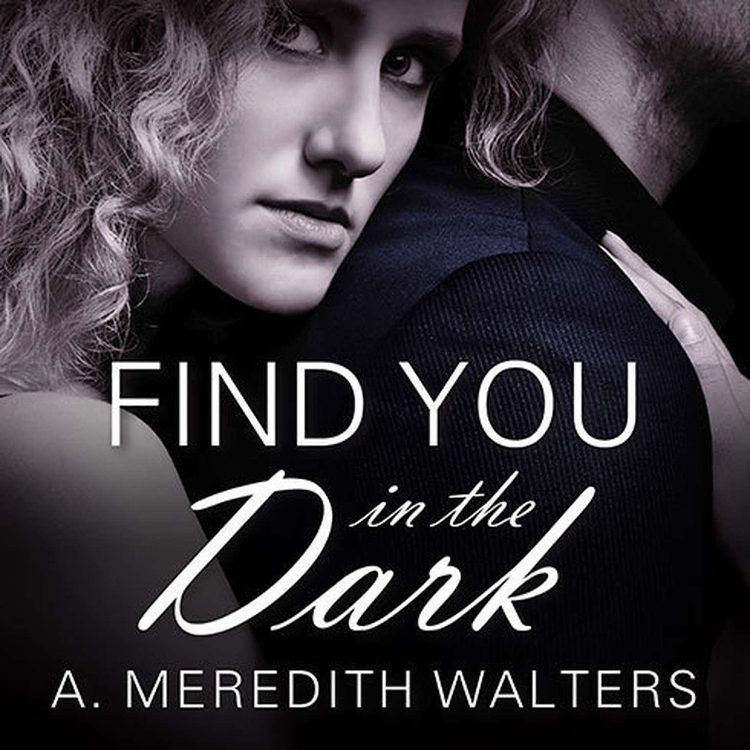 Printable Find You in the Dark Audiobook Cover Art
