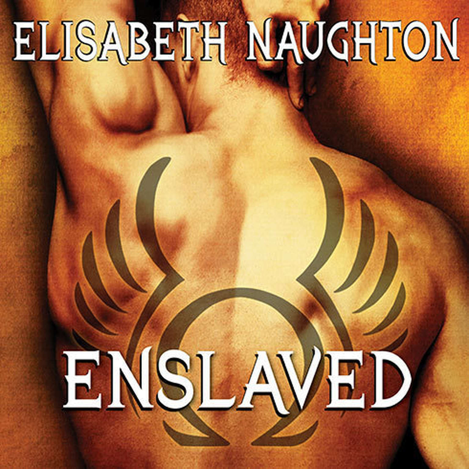 Printable Enslaved Audiobook Cover Art