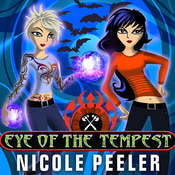 Eye of the Tempest, by Nicole Peeler