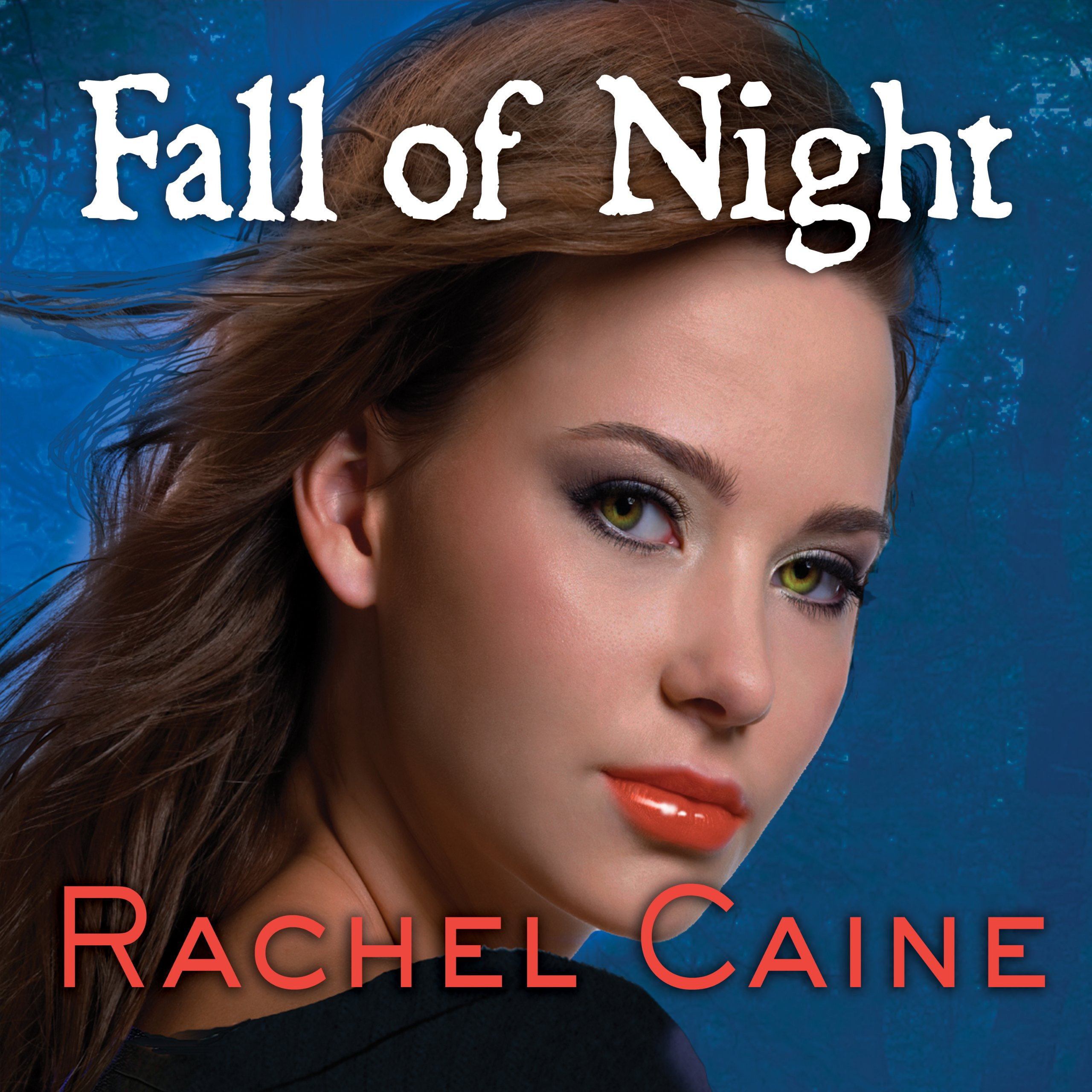Printable Fall of Night Audiobook Cover Art