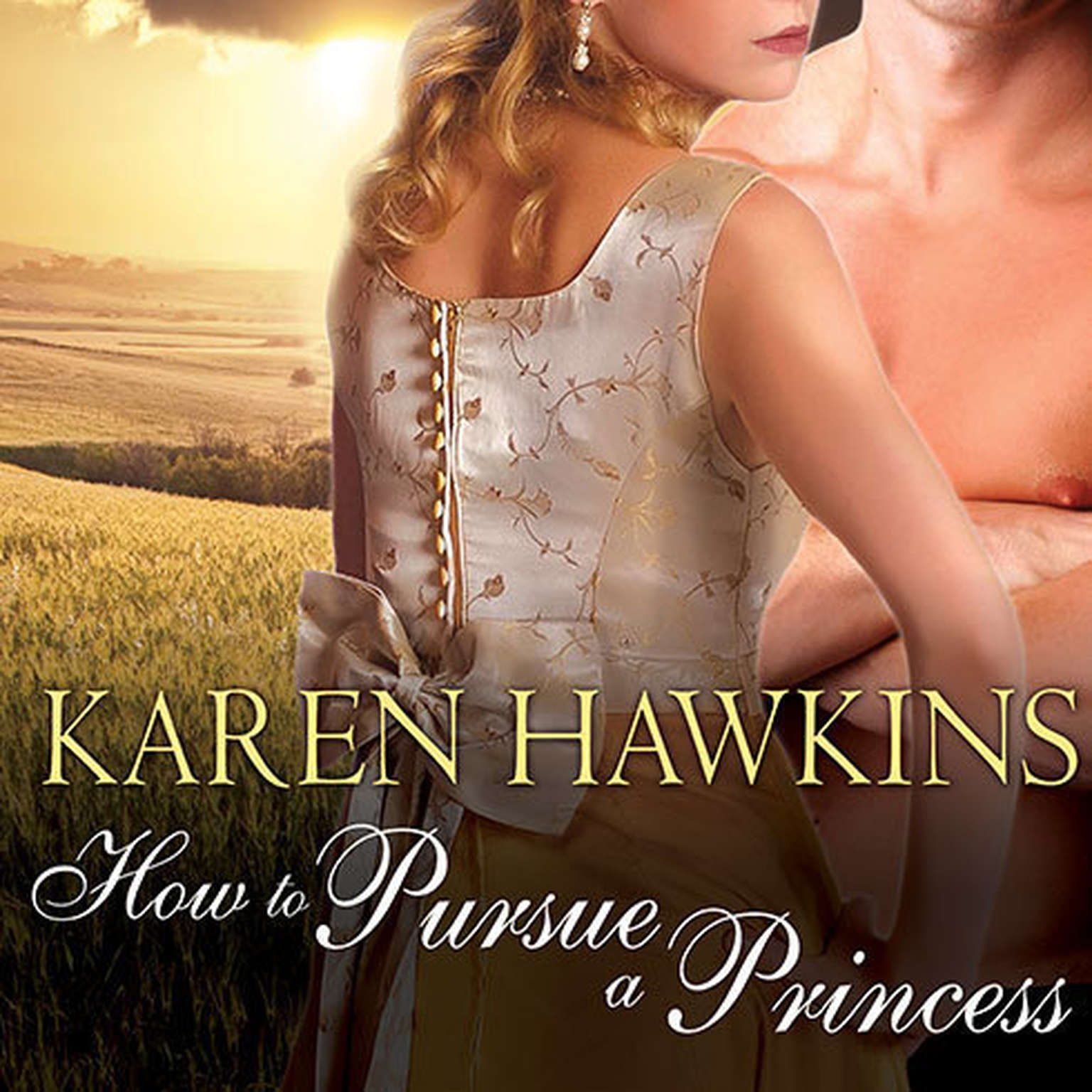Printable How to Pursue a Princess Audiobook Cover Art