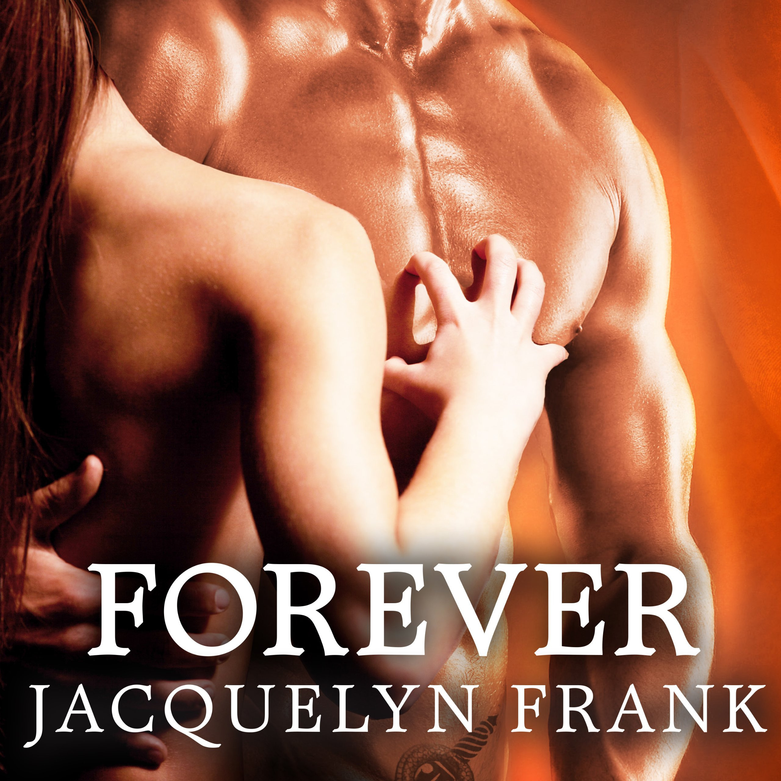 Printable Forever Audiobook Cover Art