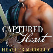 Captured Heart Audiobook, by Heather McCollum