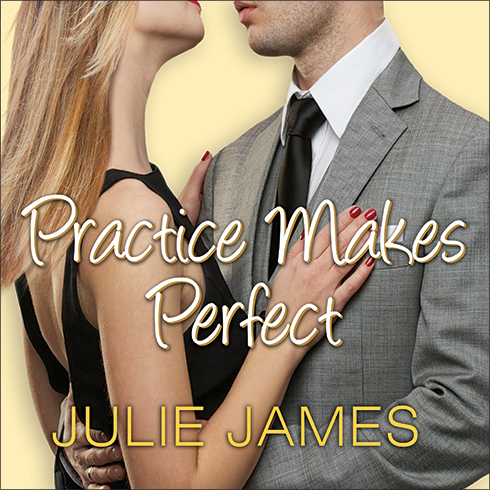 Printable Practice Makes Perfect Audiobook Cover Art