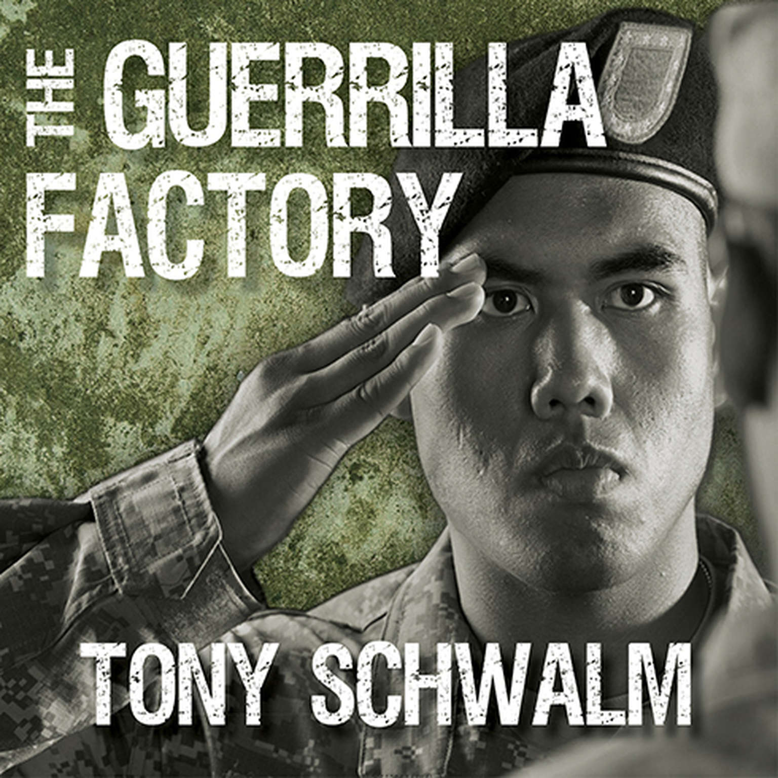 Printable The Guerrilla Factory: The Making of Special Forces Officers, the Green Berets Audiobook Cover Art