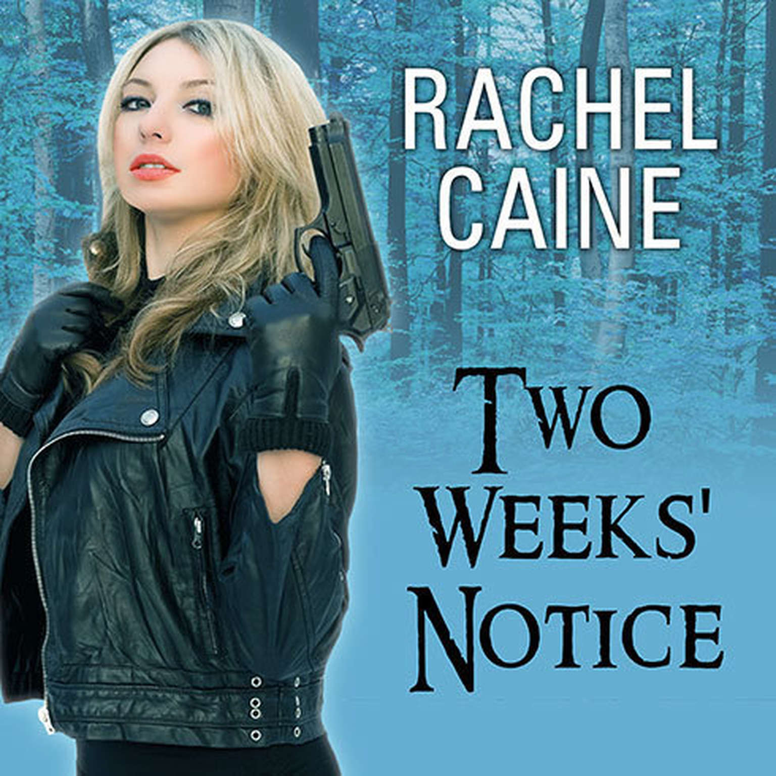 Printable Two Weeks' Notice Audiobook Cover Art