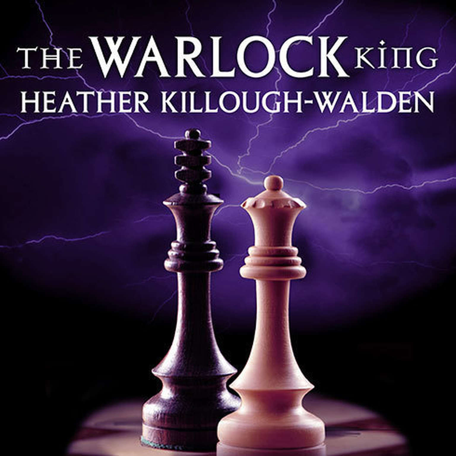 Printable The Warlock King Audiobook Cover Art