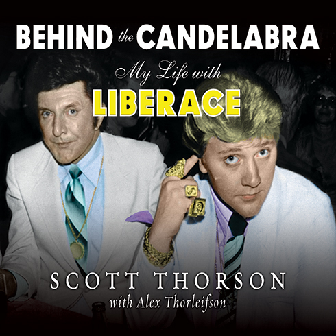 Printable Behind the Candelabra: My Life With Liberace Audiobook Cover Art