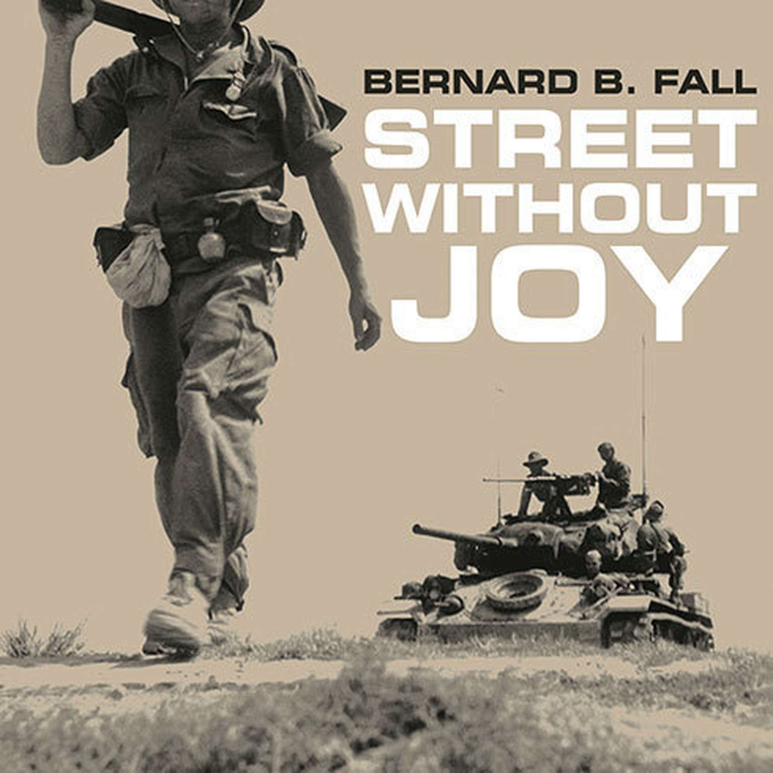 Printable Street without Joy: The French Debacle in Indochina Audiobook Cover Art