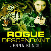 Rogue Descendant Audiobook, by Jenna Black