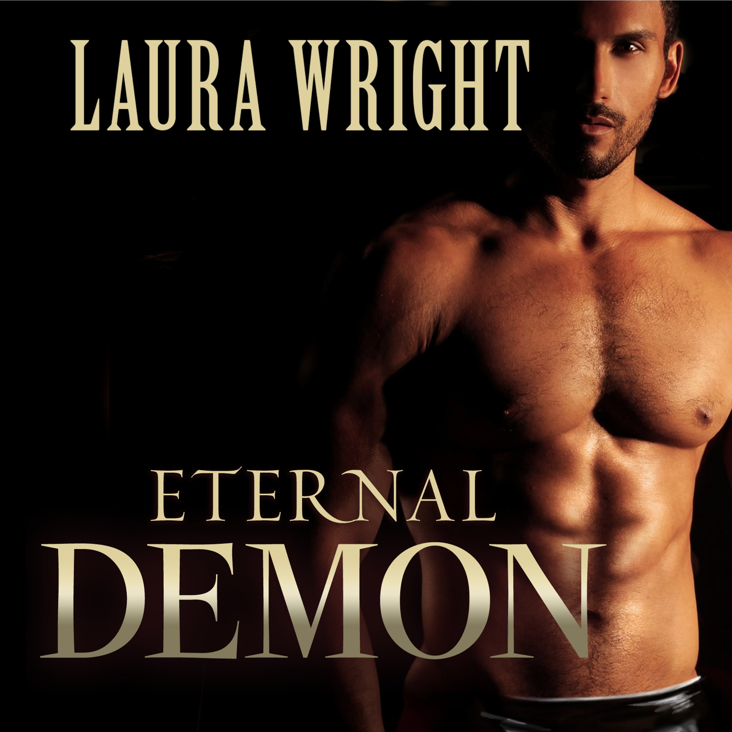 Printable Eternal Demon Audiobook Cover Art