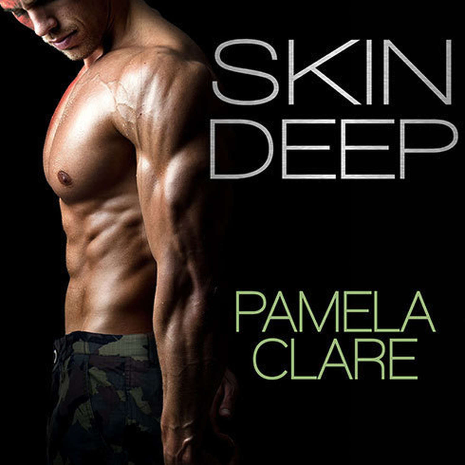 Printable Skin Deep Audiobook Cover Art