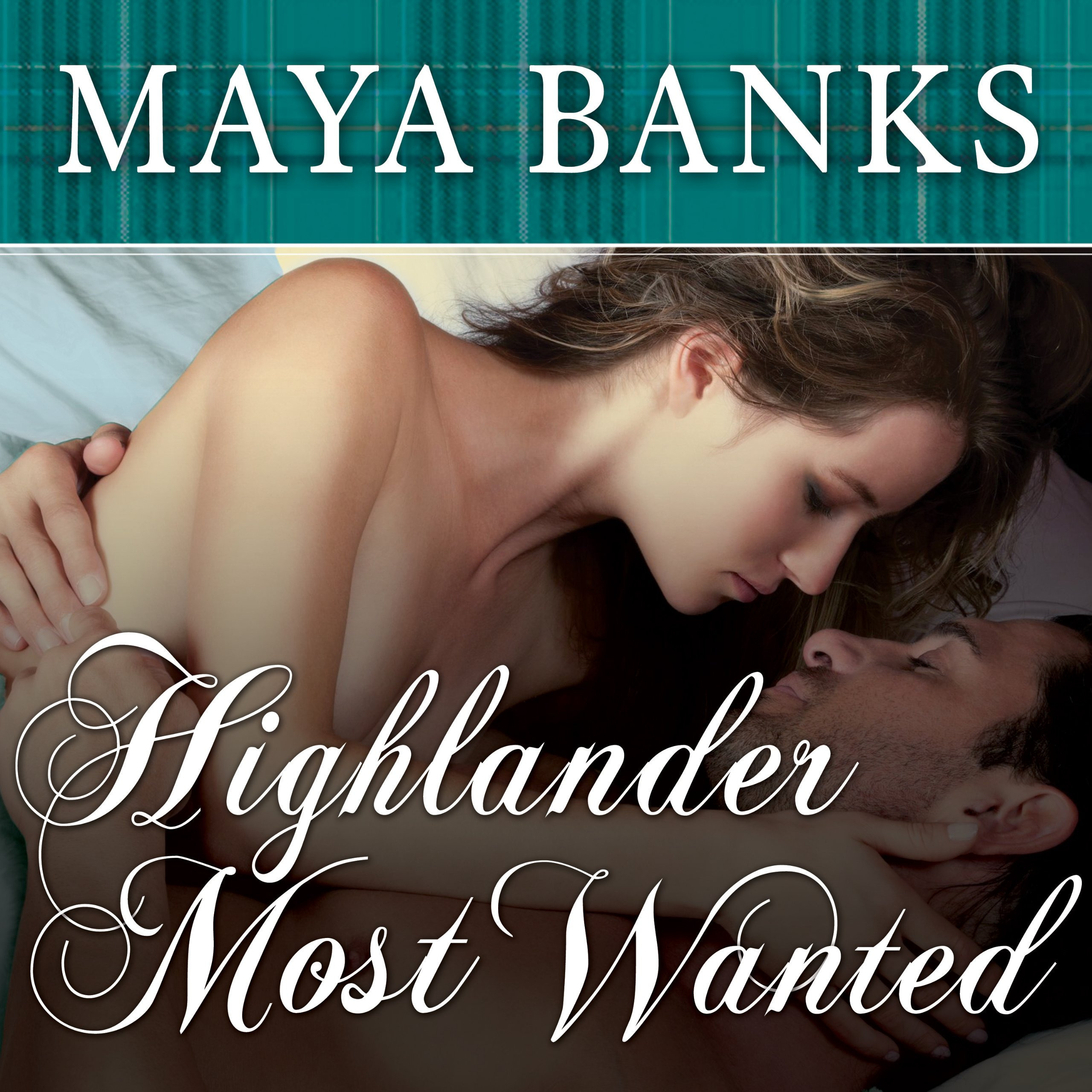 Printable Highlander Most Wanted Audiobook Cover Art