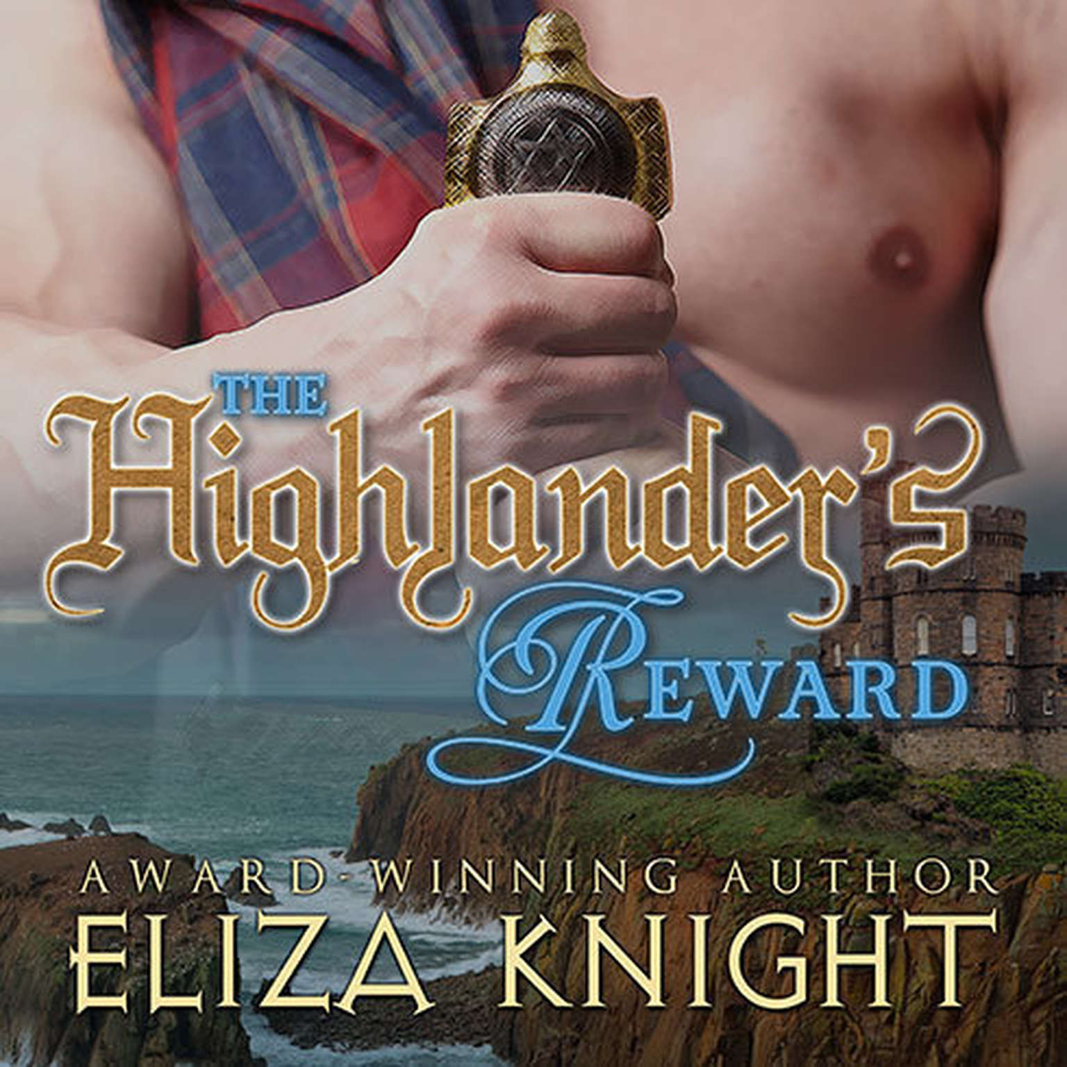 Printable The Highlander's Reward Audiobook Cover Art