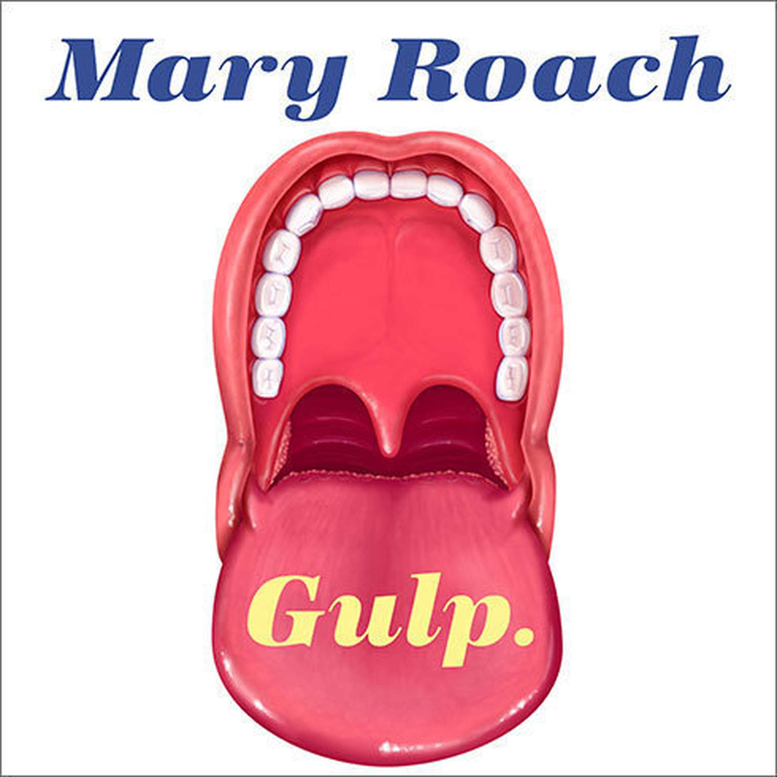 Printable Gulp: Adventures on the Alimentary Canal Audiobook Cover Art