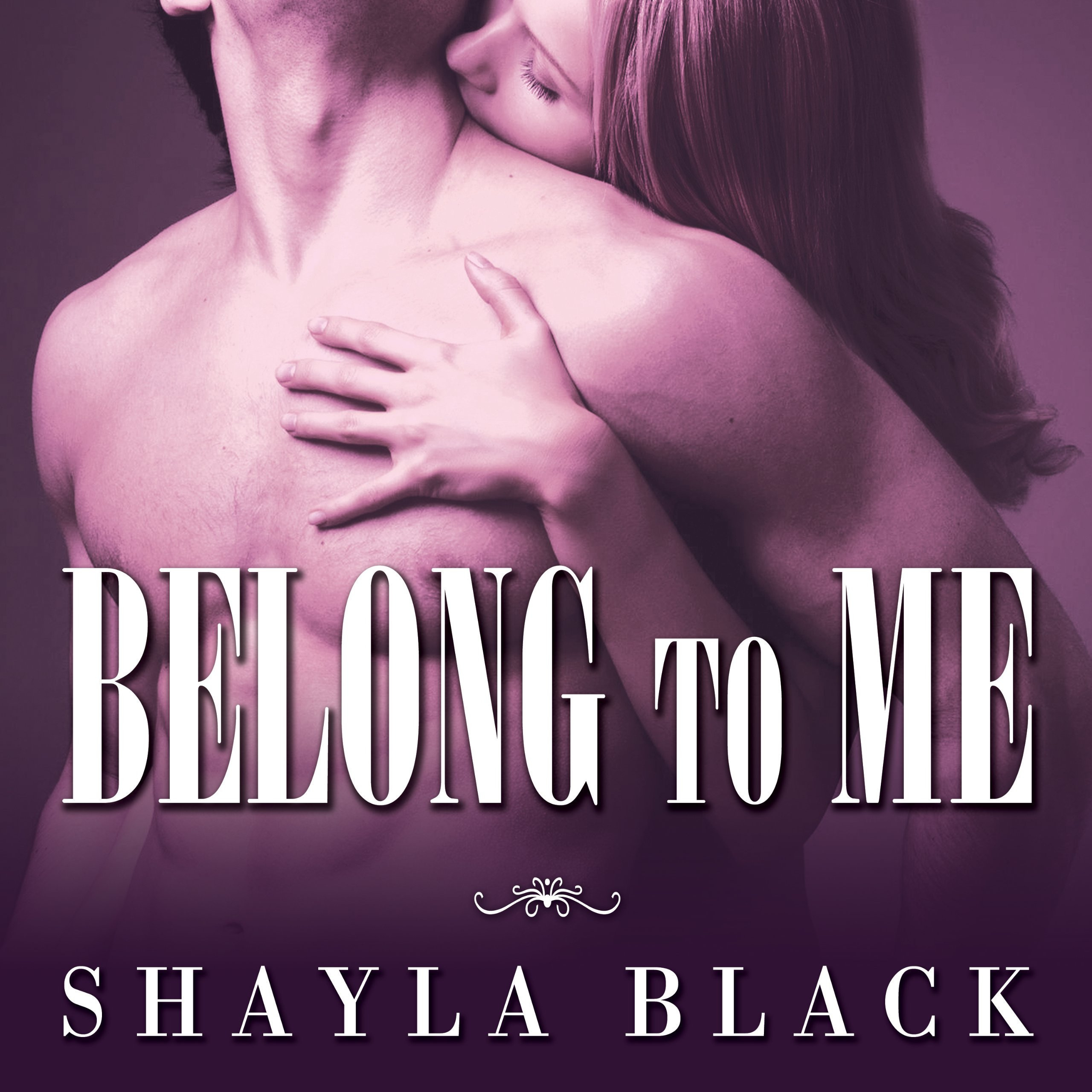 Printable Belong to Me Audiobook Cover Art