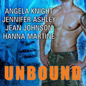 Unbound Audiobook, by Jennifer Ashley, Jean Johnson, Angela Knight, Hanna Martine