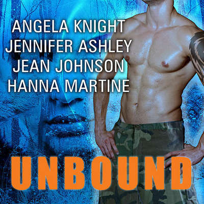 Unbound Audiobook, by Jennifer Ashley