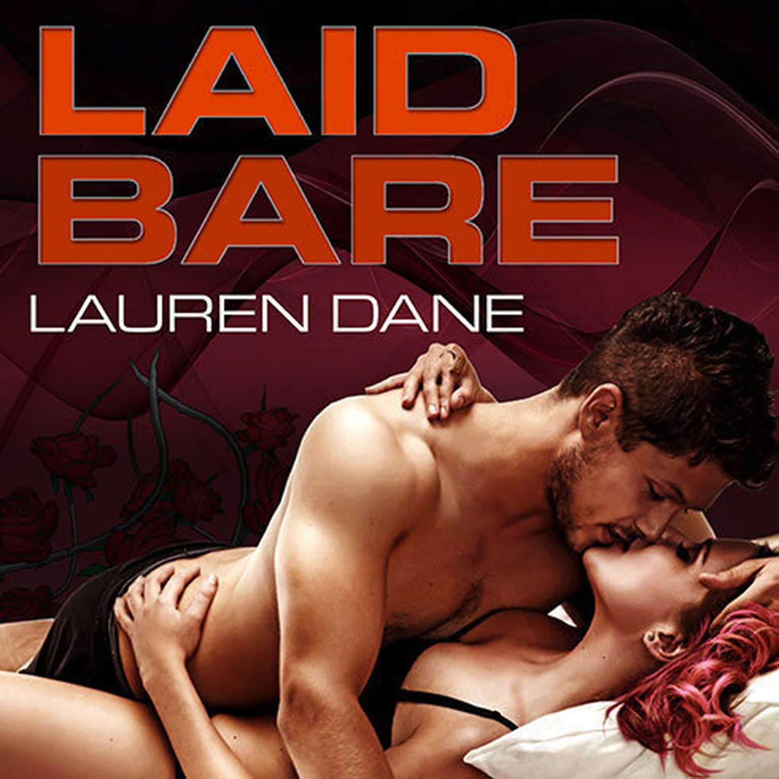 Printable Laid Bare Audiobook Cover Art