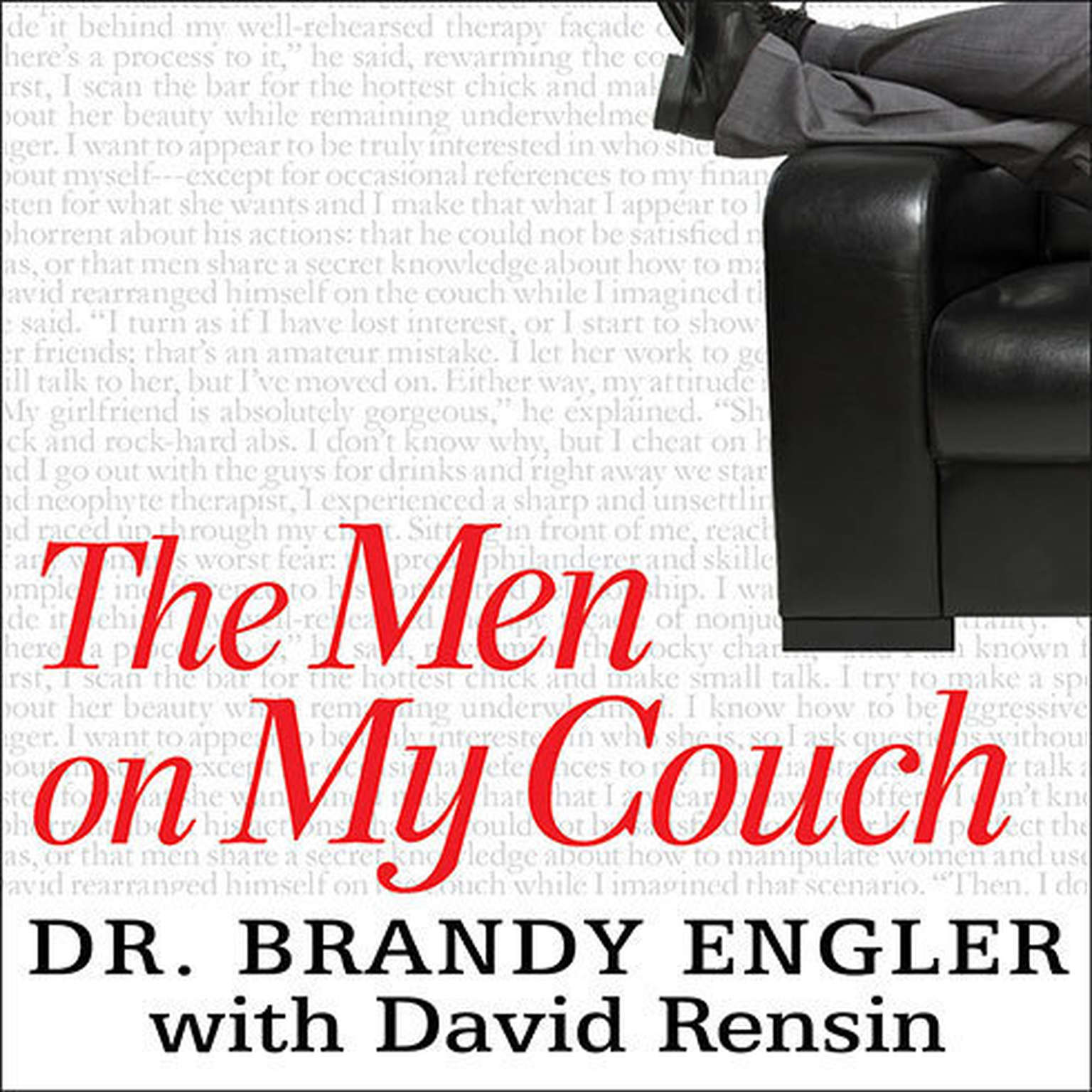Printable The Men on My Couch: True Stories of Sex, Love, and Psychotherapy Audiobook Cover Art